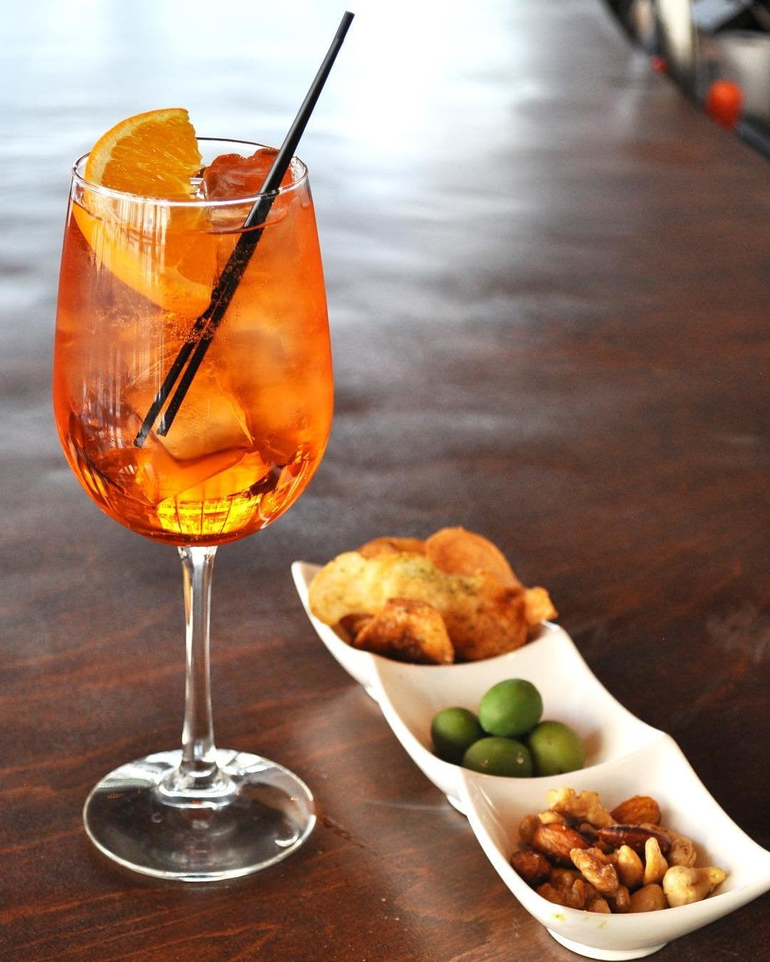 Aperitivo Hour at Barcito